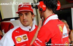 Alonso lâche une petite phrase sur son futur