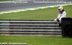 Alonso : J'aurais été aussi frustré en terminant deuxième du championnat