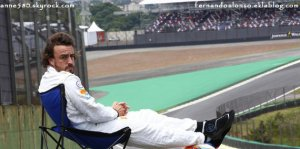 Transat, saison… Les confidences sans détour de Fernando Alonso !
