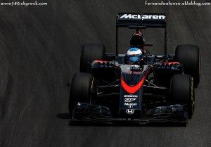 Alonso: « 27 km/h moins vite en ligne droite »
