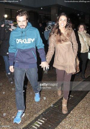 Fernando Alonso, fou d'amour pour Lara Alvarez : Sa poétique déclaration...
