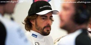 Fernando Alonso dévoile ses ambitions élevées pour 2016 !