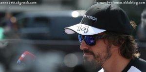 Cet ancien pilote qui monte au créneau pour Fernando Alonso !