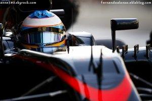 Alonso attend un gain de temps important