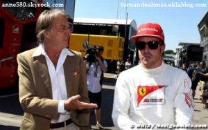 Alonso était devenu démotivant pour Ferrari selon Montezemolo