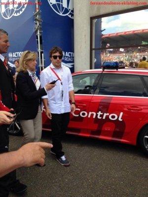 Les confidences de Fernando Alonso sur... le retour de Renault