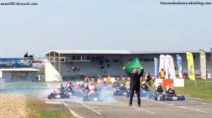 Val d'Argenton (79) : le circuit de kart a repris du service