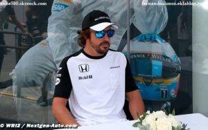 Alonso : Un échange entre Hamilton et moi a été négocié pour 2015