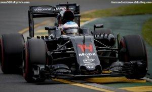 Fernando Alonso, optimiste pour la course: « la voiture a été fantastique, j'espère que nous allons terminer dans les points »