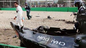 Formule 1 : «Fernando Alonso n'aurait pas survécu il y a 15 ou 20 ans»
