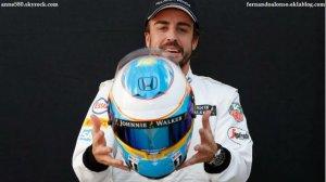 """Alonso: """"très heureux d'aller à Bahreïn après l'accident en Australie"""""""
