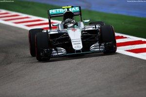 Facile pour Rosberg dans une nouvelle gatillazo d'Alonso et la McLaren-Honda