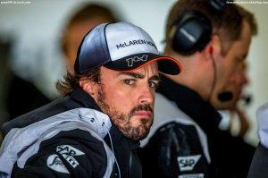 Fernando Alonso commence à rêver avec un podium