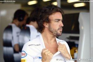Alonso veut se battre pour le titre dès 2017