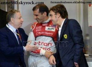 Quand Alonso lâchait des bombes atomiques sur Schumacher