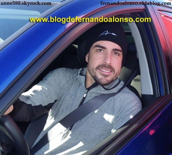 La fondation Fernando Alonso VI Course 2016