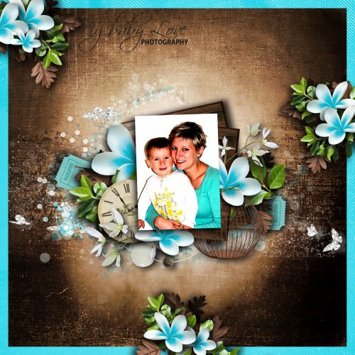 ♥ oOo - Louis et Maman - oOo ♥
