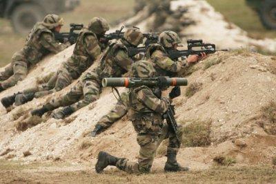 homage au soldat francé mort en afganistar