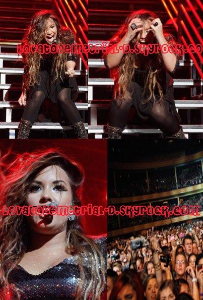 Le concert de Demiz a New York, ce 17 sept.