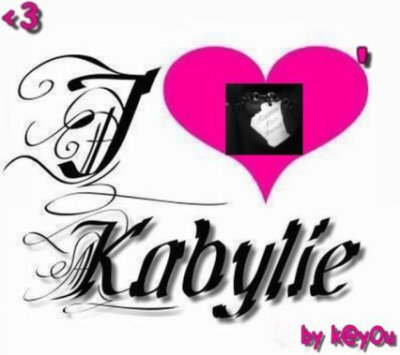 fier d'etr un kabyle