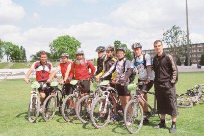 Paris Roubaix 2011
