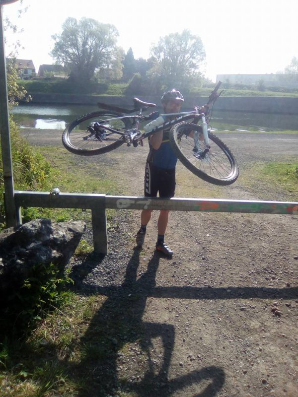 La Fléch Bike vu par une Bécanette Sauvage