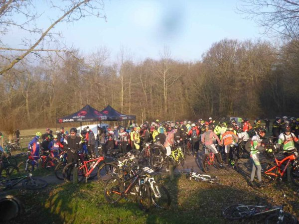 La Chicon Bike 2019 à Faumont