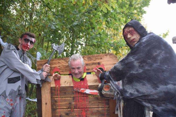 Rando Halloween chez les Bécanes 1 ière partie