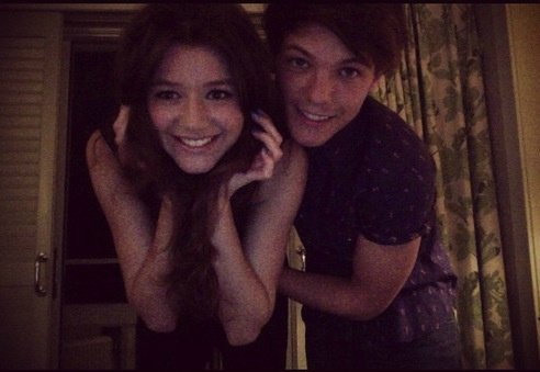Eleanor & Louis ♥