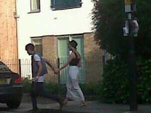 De nouvelle photo de Zayn et Perrie !