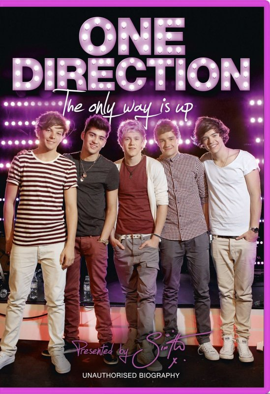 Le nouveau DVD des One direction : The Only Way Is Up !
