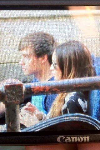 Liam et Danielle à Venise ♥