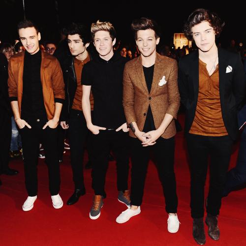 Les garçons au NRJ Music Awards ♥