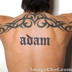 encore un tatouage