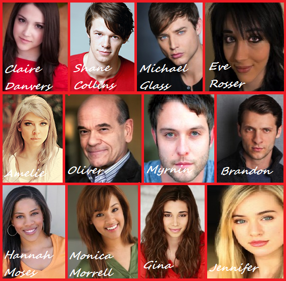 Morganville : The Série