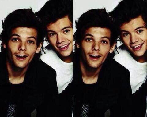 Louis et Harry 3<