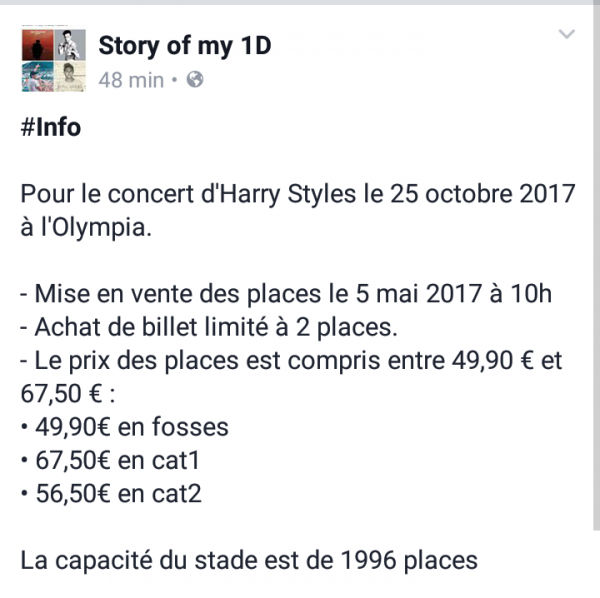 date concert harry styles
