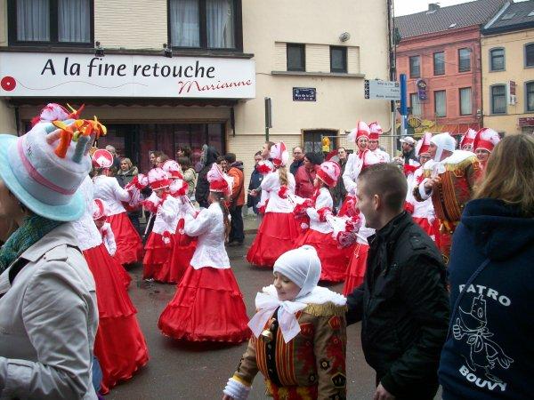 carnaval la louvière 2011 !!