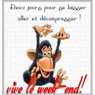 week end!!!!!
