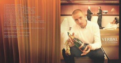 Verbal : Album Le Bal est ouvert, disponible en téléchargement gratuit