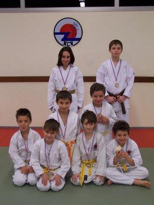 club karate le vernet