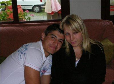 ♥...moi et mon chéri...♥