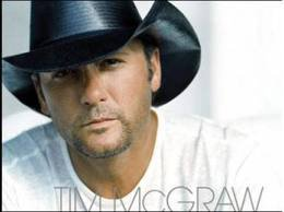 Tim Mc Graw!