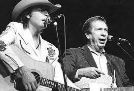 Buck Owens & Dwight Yoakam!