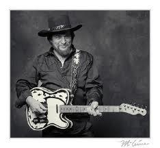 Waylon Jennings!