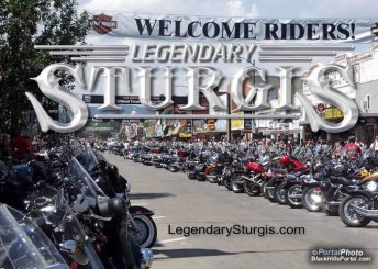 Sturgis Motorcycle Rally 2011!