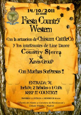Country Sierra!