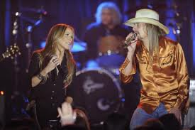 Kid Rock & Sheryl Crow!