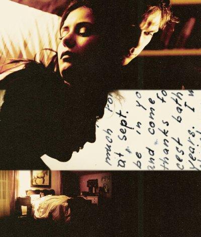 « Moi, toujours pareille, je t'aime encore, comme au premier jour »