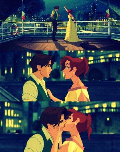 « Il y a des secondes qui durent plus longtemps que d'autres. Par exemple? Celles passées sans toi. Elles me semblent vraiment interminables »